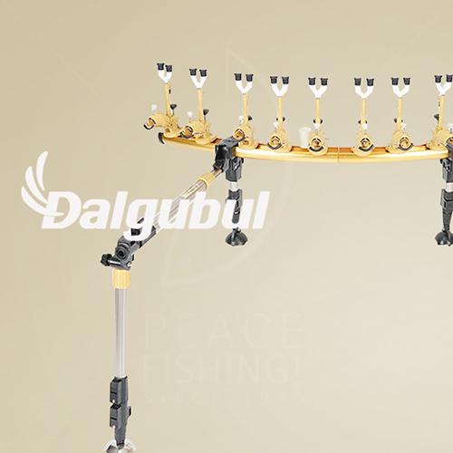 달구벌 골드 줌 원터치 10단 (민물섶다리받침틀)